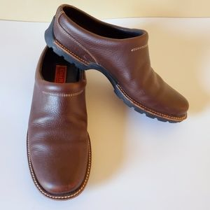 Cole Haan Country Leather Clogs 9B
